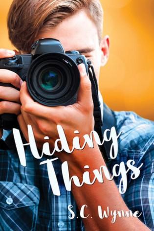 Hiding Things by S.C. Wynne