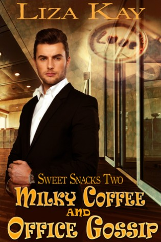 Milky Coffee and Office Gossip by Liza Kay