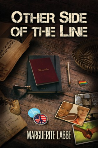 Other Side of the Line by Marguerite Labbe