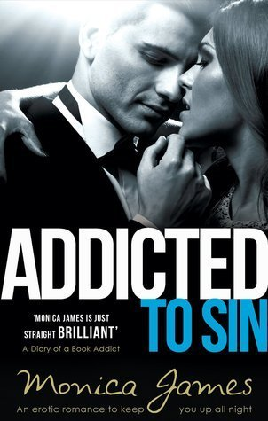 Addicted to Sin by Monica James