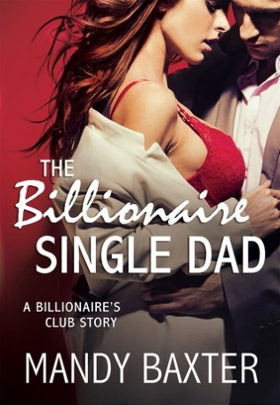 ARC Review: The Billionaire Single Dad by Mandy Baxter