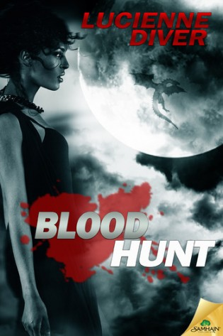 Blood Hunt by Lucienne Diver