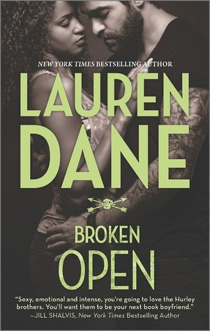 #RollBackWeek Review: Broken Open by Lauren Dane