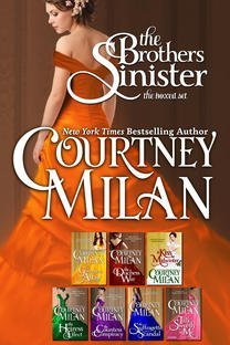 The Brothers Sinister Complete Boxed Set by Courtney Milan