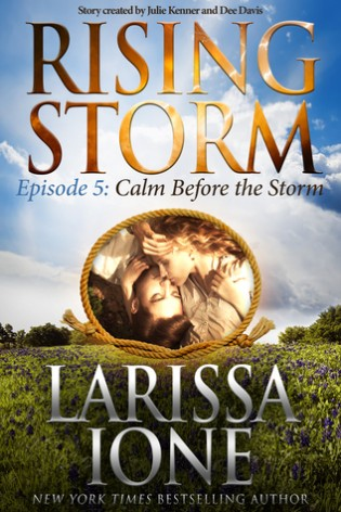ARC Review: Calm Before the Storm by Larissa Ione