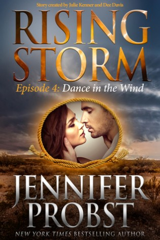 Dance in the Wind by Jennifer Probst