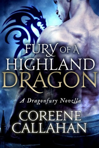 ARC Review: Fury of a Highland Dragon by Coreene Callahan
