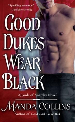 Good Dukes Wear Black by Manda Collins
