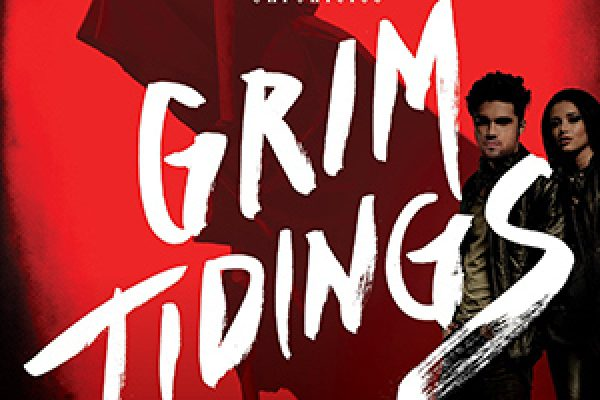 Review: Grim Tidings by Caitlin Kittredge