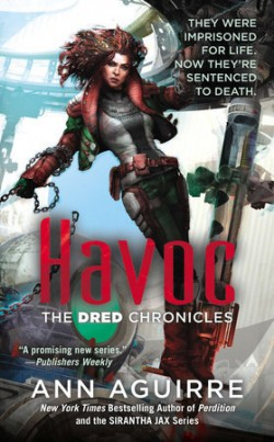 Review: Havoc by Ann Aguirre