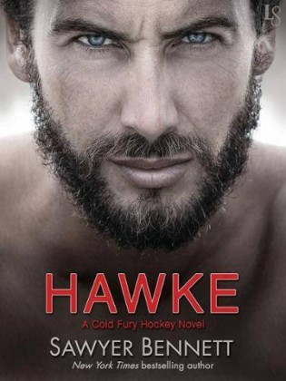 ARC Review: Hawke by Sawyer Bennett