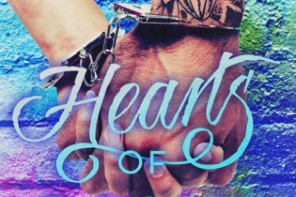 ARC Review + Giveaway: Hearts of Blue by L.H. Cosway