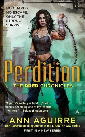 Review: Perdition by Ann Aguirre