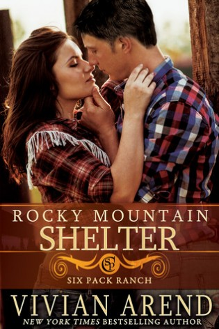 Rocky Mountain Shelter by Vivian Arend