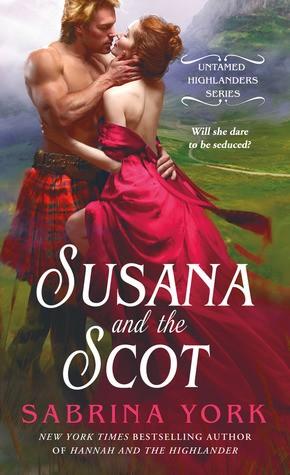 Susana and the Scot by Sabrina York