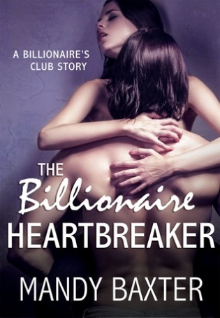 ARC Review: The Billionaire Heartbreaker by Mandy Baxter