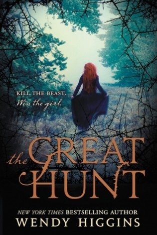 ARC Review: The Great Hunt by Wendy Higgins