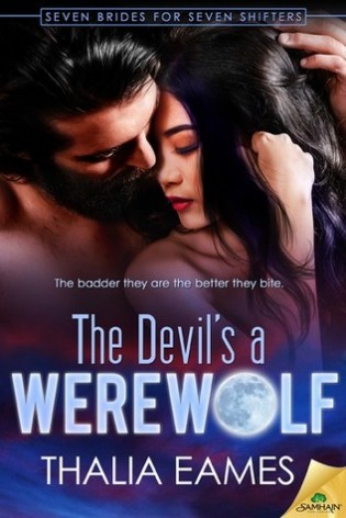 The Devil's a Werewolf by Thalia Eames
