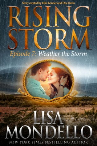 ARC Review: Weather the Storm by Lisa Mondello