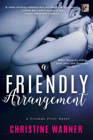 A Friendly Arrangement by Christina Warner