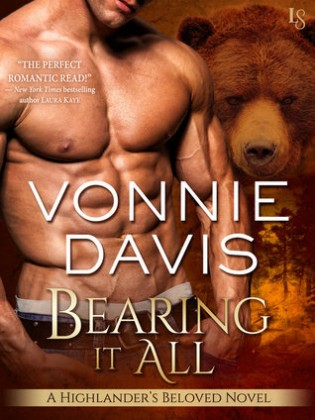 Bearing It All by Vonnie Davis