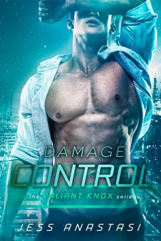 Damage Control by Jess Anastasi