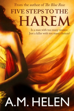 Five Steps to the Harem by A.M. Helen