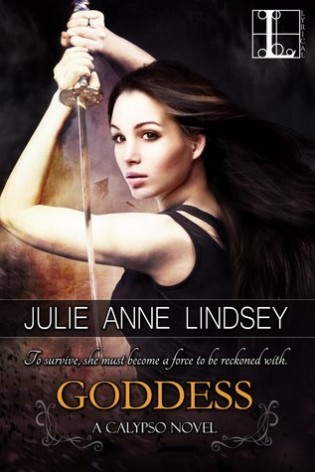 Goddess by Julie Anne Lindsey