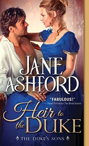 Heir to the Duke by Jane Ashford
