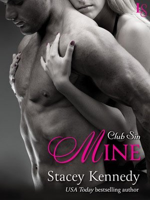 Mine by Stacey Kennedy