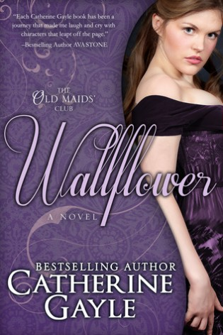 Review: Wallflower by Catherine Gayle