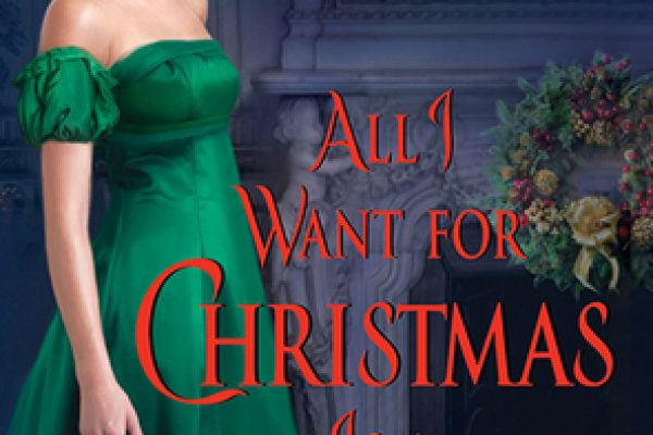 All I Want for Christmas is a Duke by Vivienne Lorret, Valerie Bowman, Tiffany Clare and Ashlyn Macnamara