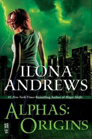 Alphas: Origins by Ilona Andrews