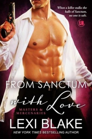 ARC Review + Excerpt: From Sanctum with Love by Lexi Blake
