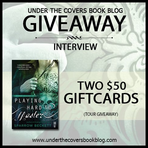 giveaway-sparrowbeckett-playinghardtomaster