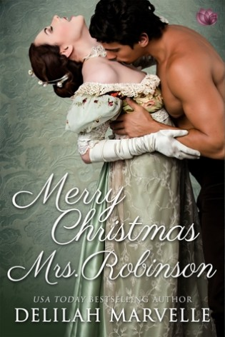 Merry Christmas, Mrs. Robinson by Delilah Marvelle