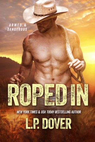 Roped In by L.P. Dover