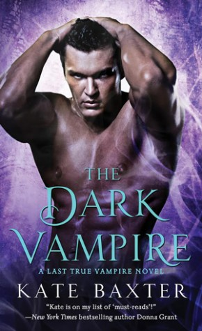 ARC Review: The Dark Vampire by Kate Baxter