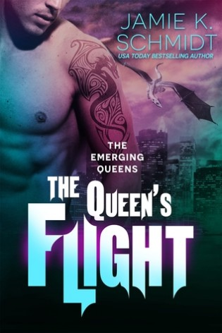 The Queen's Flight by Jamie K. Schmidt