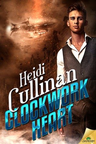 ARC Review: Clockwork Heart by Heidi Cullinan