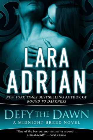 ARC Review: Defy the Dawn by Lara Adrian