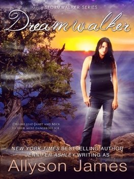 Dreamwalker by Allyson James