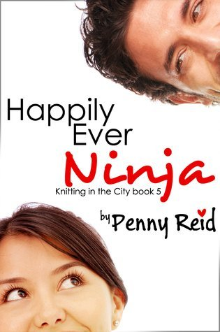 ARC Review: Happily Ever Ninja by Penny Reid