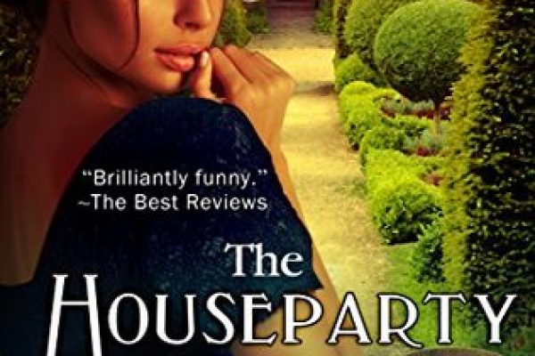 ARC Review: The Houseparty by Anne Stuart
