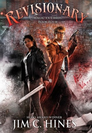 Revisionary by Jim C. Hines
