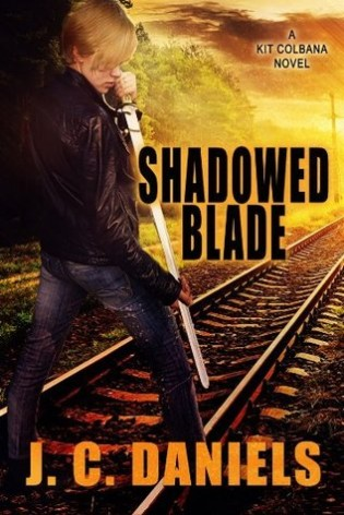 Shadowed Blade by J.C. Daniels
