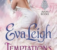 ARC Review: Temptations of a Wallflower by Eva Leigh