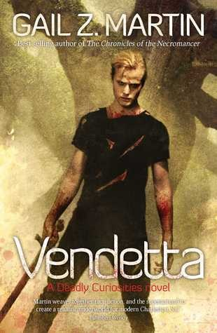 Vendetta by Gail Z. Martin