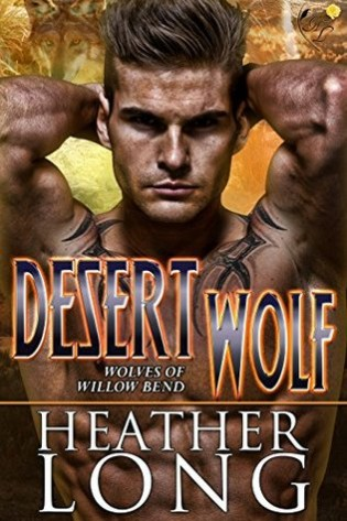 Desert Wolf by Heather Long