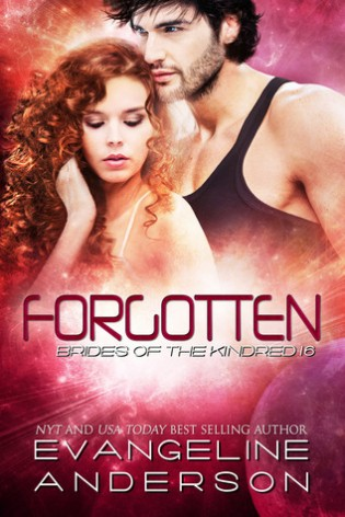 Forgotten by Evangeline Anderson